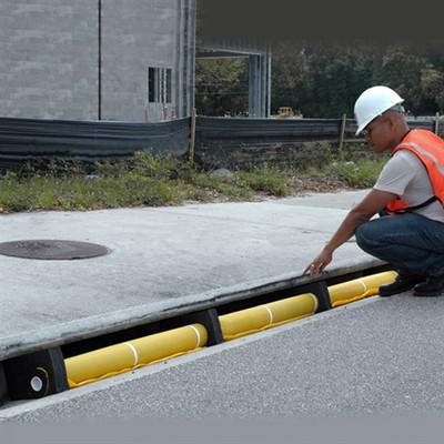 Curb Guard Plus, Sediment Model