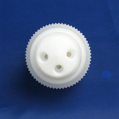 3-Port Cap/ Filling Cap for Nalgene® 38-430 Bottles, Complete Kit
