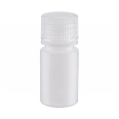 WHEATON® 15mL Leak-Resistant Star Bottle, LDPE, 20-410 Cap, case/72
