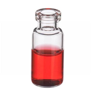 WHEATON® 3mL Glass Serum Vials, Clear, Crimp Top, case/144