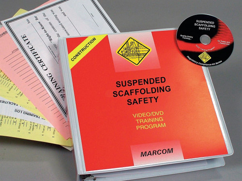 Safety Training: Suspended Scaffolding Safety in Construction DVD Program