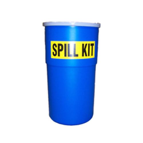 Universal Chemical Spill Kit, 14 gallon Pail