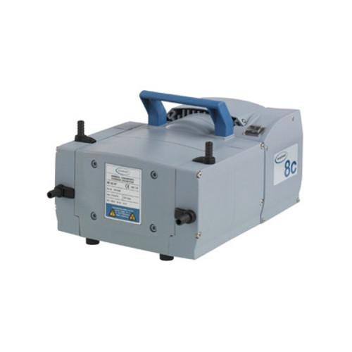 Diaphragm Pump, Oil-Free (Dry Chemistry) ME 8C NT, 120V/60Hz, NRTL