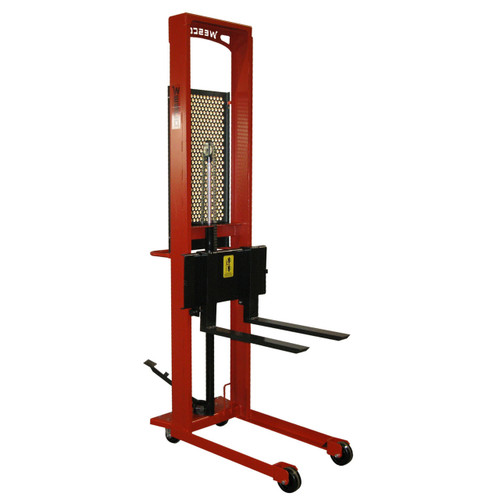 Wesco 260037 Wesco Fork Stacker Model