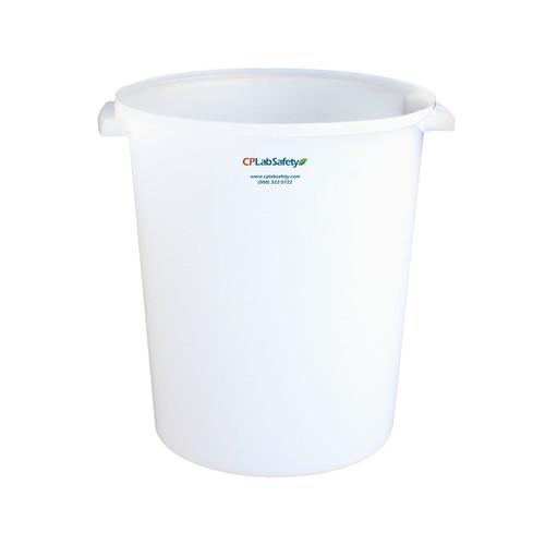 Secondary liquid waste container for Nalgene 8 Liter bottle