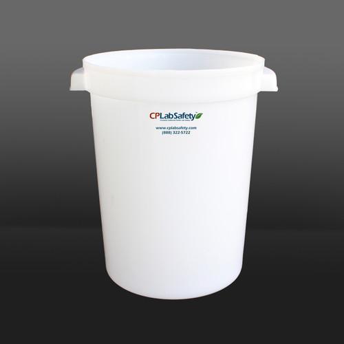 Secondary liquid waste container for Nalgene 10 Liter bottle