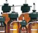 WHEATON® 0.4-5mL Bottle Top Dispenser, Low Profile with Reservoir