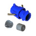 """2"""" NPT KemKey Chemical Safety Coupling  Kit (includes Cap and Plug), For Bases"""