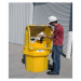 Paint Waste Collection Center and Spill Tray
