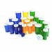 Amber Pharmacy Vials, Child Resistant Caps, 20 dram (75cc), case/360