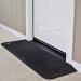 "Threshold Wheelchair Ramp, EZ-Edge, 1-1/2"" High, Single or Double Door"