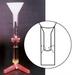 Chromatography Funnel, HDPE, Plastic 960mL