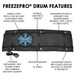 UniTherm FreezePro Drum Insulation Jacket, 45in x 15in & ETC Temp Controller