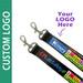 Custom Logo Tradeshow Lanyards, Periodic Table of Elements, Bulk
