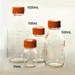 Pyrex® Media Bottle, 50mL, GL32 Cap, case/10