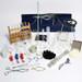 Complete Lab Chemistry Setup Kit, 73 piece assortment