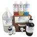 Chloride Standard, 50 ppm Cl2, 4 Liter