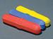"Octagonal Stir Bars, Yellow 5/16 x 2"", pack/12"