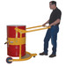 "Value Drum Carrier and Dispenser, 35""W x 65.5""H x 37""D"