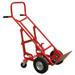 "4-Wheel Drum Cart, 19.25""W x 26.25""H x 48""D"