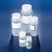 Wide Mouth Bottles, Polypropylene, Plain Label, Graduated 1000mL, case/6