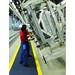 Anti-Fatigue Mat, Laminate, 482 Bubble Trax in Use View