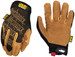 The Original® Leather Gloves, Full Finger with Hook & Loop Cuff, case/10