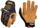 M-Pact® Full Finger Anti-Vibration Gloves, Hook & Loop Cuff, case/10