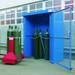 Gas Cylinder Storage Locker, 2 hr Fire Rated, 12 Cylinders