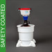 """4"""" ECO Funnel® System, 4L Safety Coated Bottles, Secondary Container"""