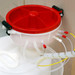 """8"""" ECO Funnel® System, 5 gal, FS70 Cap, Secondary Container"""