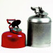 Safety Can, 5 gallon Safety Disposal Can, EAGLE, 316 Stainless Steel
