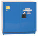 Eagle® Acid Safety Cabinet, 22 gal Undercounter, Self-Closing for Corrosives
