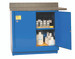 Eagle® Acid Safety Cabinet, 22 gal Undercounter, Manual Close for Corrosives