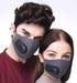 Face Mask with Built-In Personal Fan, Rechargeable, Free US Shipping