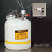 HPLC Poly Manifold Kit for Stainless Steel QD Justrite® Cans
