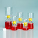 Nalgene® 500mL Rapid-Flow Bottle Top Filter 0.2um, SFCA, 33mm neck, case/12