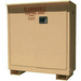 Weatherproof outdoor cabinet, 30 gal Self-Closing, 2-Door