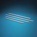 """Plastic Stirring Rods 8"""" x 7mm, case/12"""