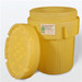 Overpack Plus Drum Containment 95 gal, DOT Yellow, UN Rated