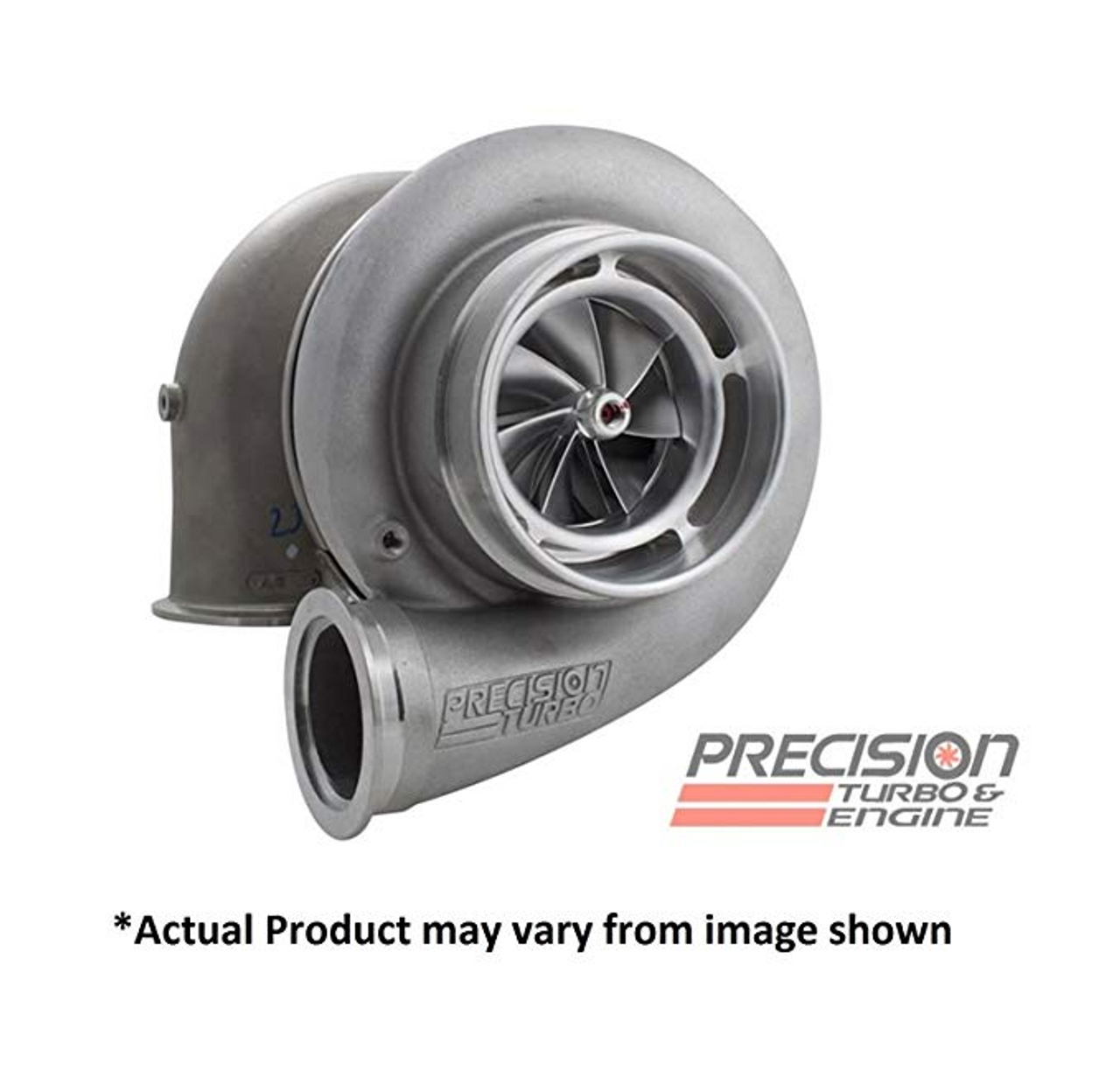 Precision Turbo LS-Series PT7675 Turbocharger .96 A//R T4 Undivided 1150HP H Cover