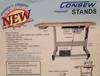 Consew P1206RB-1 Drop Feed , Needle Feed , Walking Foot , Lockstitch Machine , Reverse , Big Bobbin