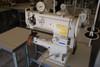 Yamata LU-1341  Cylinder-bed, 1-needle, Unison-feed, Lockstitch Machine with Vertical-axis Hook