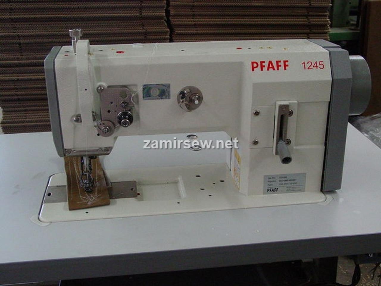 PFAFF 1245-6/01  INDUSTRIAL SEWING MACHINE WALKING FOOT NEW
