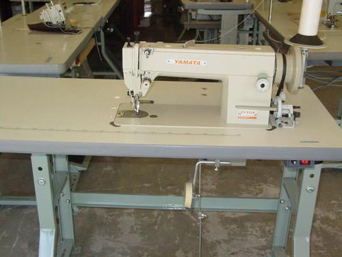 Yamata FY-5318 Walking Foot Lockstitch Industrial Sewing Machine for Heavy Duty