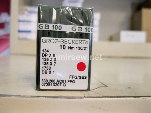 GROZ-BECKERT Sewing Needles 134          135 X 5/135 X 7