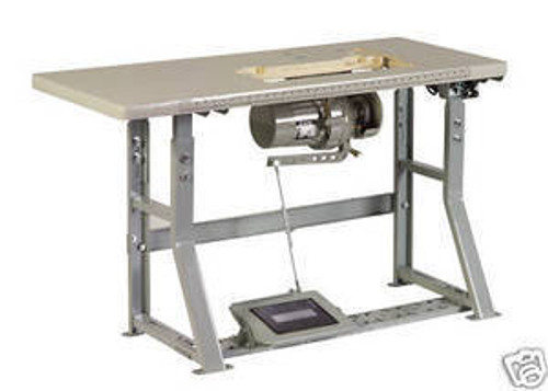 Consew CM101 New Blind Stitch Machine W/Table