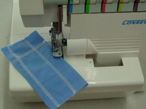 Consew 14TU2345 MultiFunction Coverlock Sewing Machine