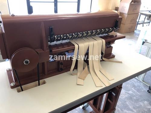 COBRA AK 20 'PLUS' Leather Strap Cutting Machine