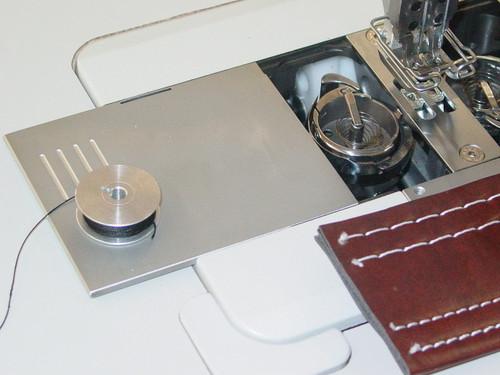 Durkopp Adler 867 M-Type Double Needle , Walking Foot , Triple Feed , XXL Bobbins , New Complete Unit